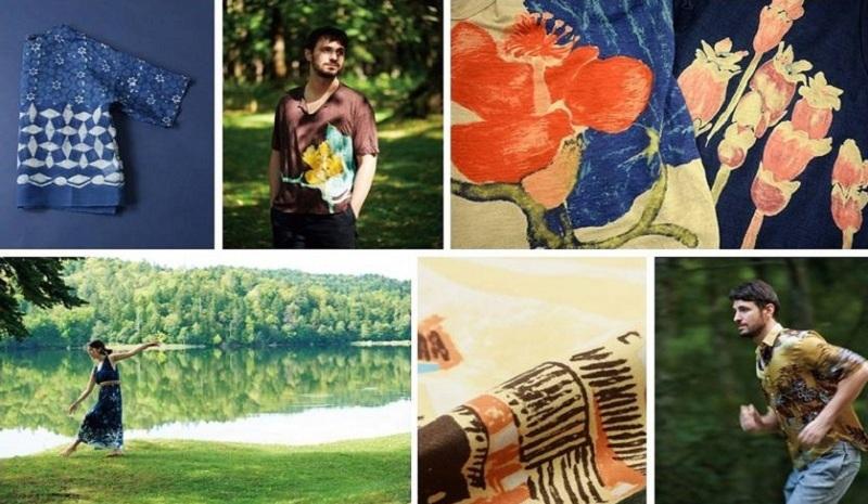 【45R 2016夏季系列】取自天然的珍貴工藝 打造盛夏渡假風情