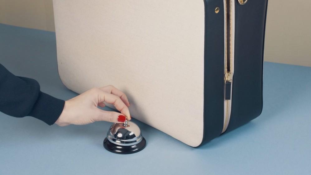 L/UNIFORM 每天都能使用的摩登包袋