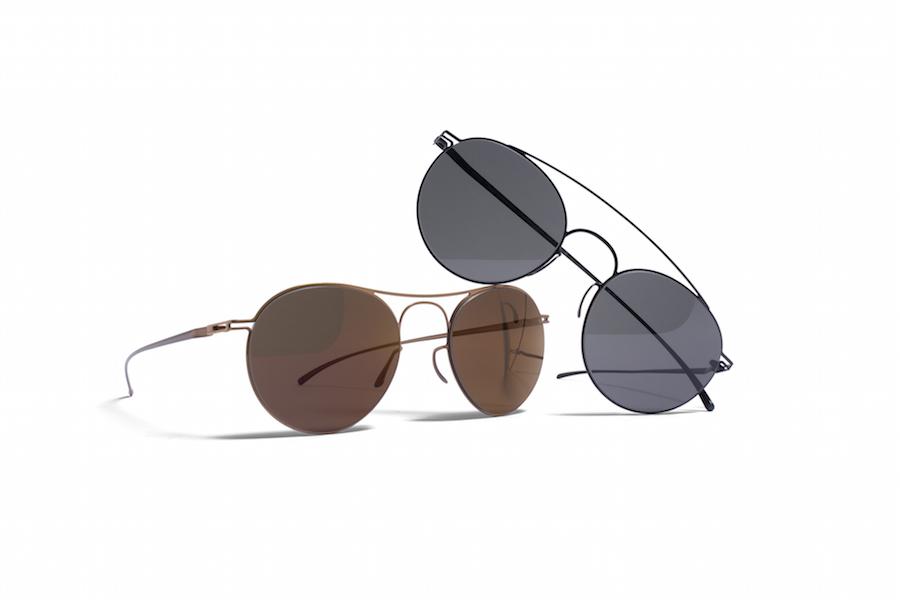 简单3d素描眼镜结构图