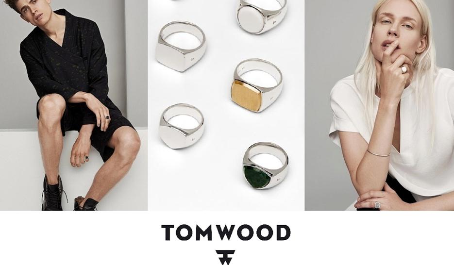 【團團新品】來自北歐的細膩與內斂 《Tom Wood》在指節之間展露個性不凡
