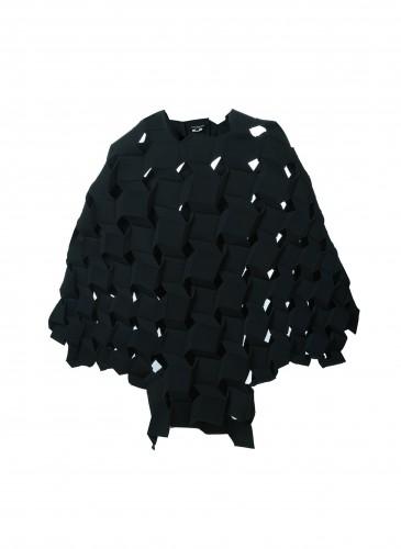 Junya Watanabe立體幾何黑色上衣NT$128,000