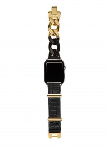 Sacai金黑色Apple Watch錶帶_NT$19,800