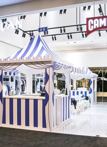 CAMPER台北信義誠品店9.15正式開幕,以明亮、開放、親切的空間跟大家見面。-2