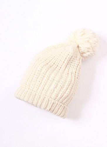 45R白色毛帽,NT$12,580。