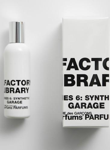 Comme des Garçons經典香水GARAGE,NT$4,000。(團團精品)-1