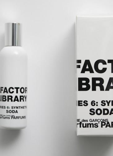 Comme des Garçons經典香水SODA,NT$4,000。(團團精品)-1