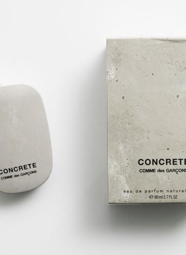 Comme des Garçons Parfums Concrete混凝土瓶身香水,NT$6,800。(團團精品)-1