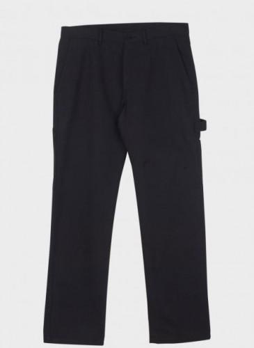 Gosha Rubchinskiy黑色長褲,NT$12,000。(團團精品)