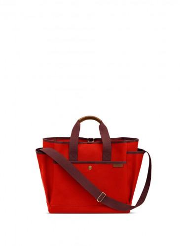 LUNIFORM N°3紅褐拼色工具包(TOOL BAG),NT$ 38,800。
