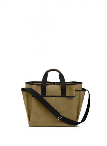 LUNIFORM N°3軍綠黑拼色工具包(TOOL BAG),NT$ 38,800。
