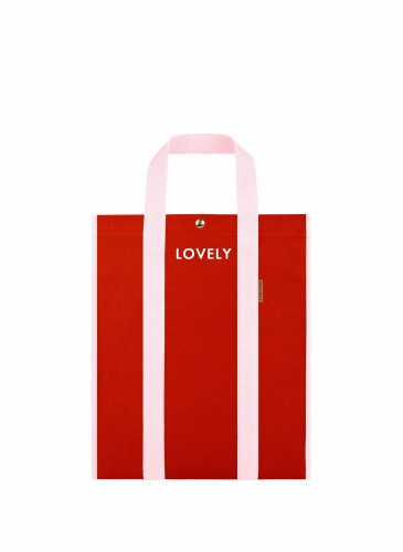 LUNIFORM N°41書報手提袋,推薦價NT$18,800。