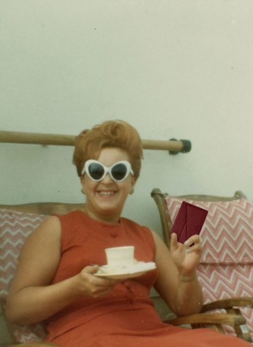 LUNIFORM N°58粉色名片夾(CARD HOLDER),NT$ 10,600。形象圖