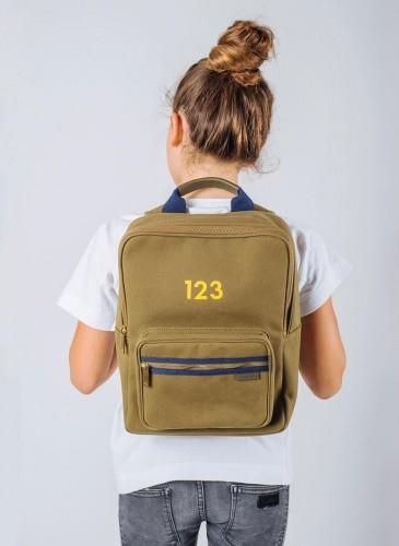 LUNIFORM N°7小背包形象圖。-2