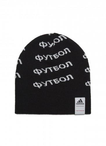 Gosha Rubchinskiy聯名adidas Logo針織毛帽,NT$1,200(團團精品) (男款)-2