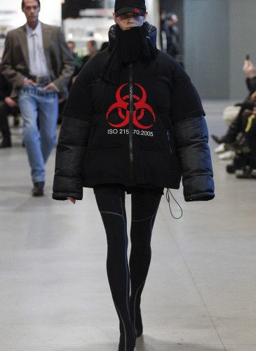 Vetements FW17 Runway - 24