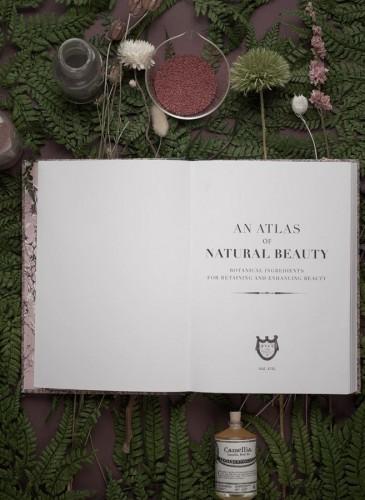 首部Buly著作正式抵台《An Atlas of Natural Beauty》,自然元素、完美的美容配方,傳遞世界各地的美麗秘密。NT$800。(英文原文) - 2