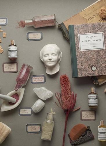 首部Buly著作正式抵台《An Atlas of Natural Beauty》,自然元素、完美的美容配方,傳遞世界各地的美麗秘密。NT$800。(英文原文) - 5