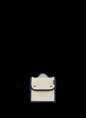 LUNIFORM N°95米藍配色LUNCH BAG,NT$ 14,000。