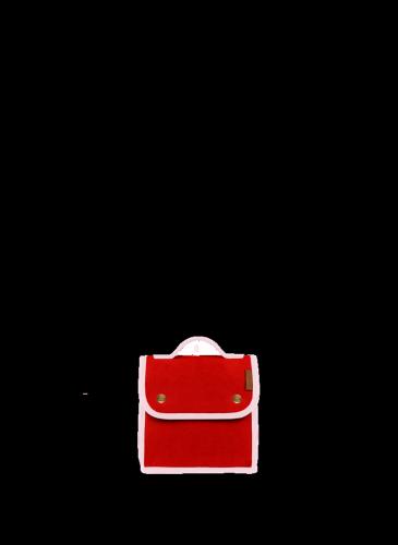 LUNIFORM N°95紅粉配色LUNCH BAG,NT$ 14,000。