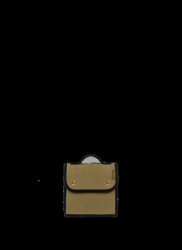 LUNIFORM N°95藍綠配色LUNCH BAG,NT$ 14,000。