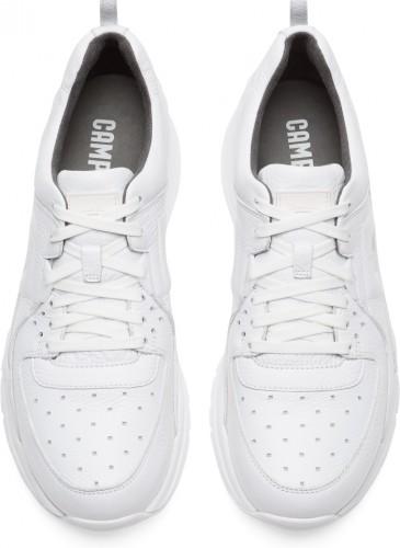CAMPER Drift白色運動休閒鞋,NT$8,280。(男女款)-1