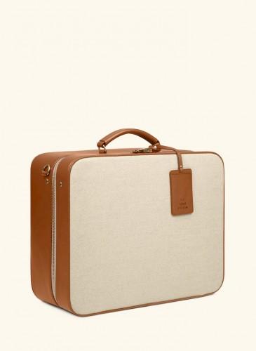 LUNIFORM No°40 手提可肩揹行李箱,NT$138,000。-1