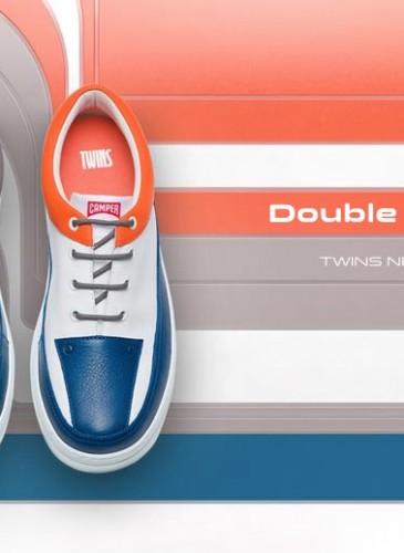 CAMPER本季首波推薦SS19 TWINS系列鞋款,NT$7,680。(男女款) 形象圖-1