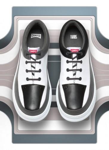 CAMPER本季首波推薦SS19 TWINS系列鞋款,NT$7,680。(男女款) -2