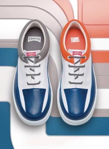 CAMPER本季首波推薦SS19 TWINS系列鞋款,NT$7,680。(男女款) -3