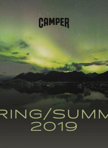 "CAMPER SS2019以""TIMELESSNESS""(時空永恆)為主題,重新審視過去,設計未來。"