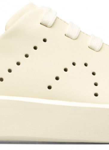 Camper Courb系列白色休閒鞋,NT$6,680。(女鞋)