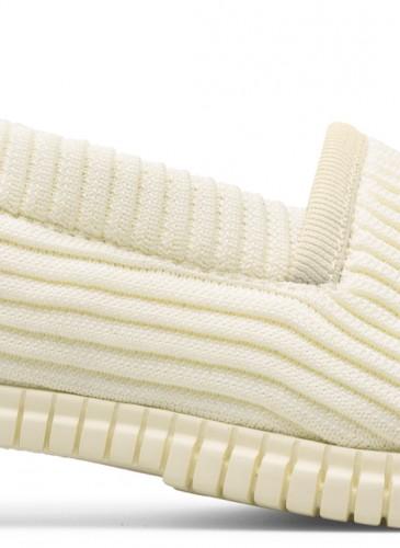 Camper Pix系列白色伸縮布休閒鞋,NT$6,480。(女鞋)