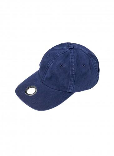 VETEMENTS藍色老帽,NT$18,500。(團團TEEMARKET)