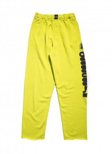 VETEMENTS鮮黃色運動長褲,NT$34,800。(團團TEEMARKET)