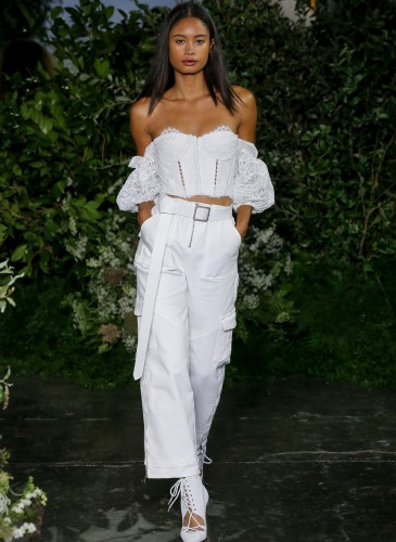 SS19DLR_NY, Monse,New York