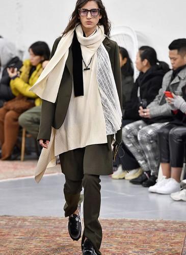 Sacai Paris Menswear Fashion Week Fall Winter 2019 Paris Jan 2019