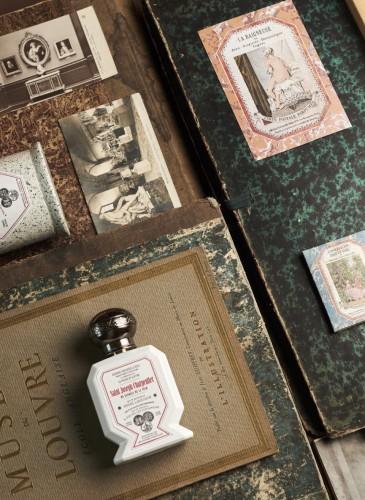 Buly 1803 羅浮宮限定系列商品