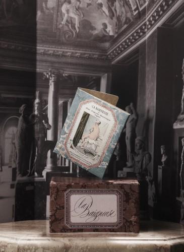 Buly 1803 羅浮宮限定系列肥皂紙-1