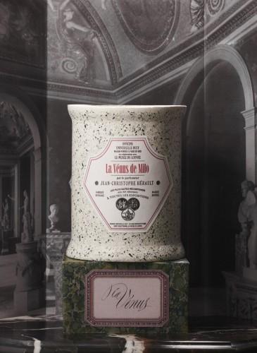 Buly 1803 羅浮宮限定系列香氛蠟燭