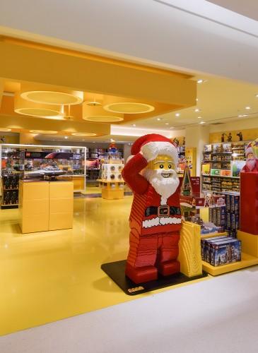 台灣首家樂高授權專賣店 聖誕節於遠百信義A13開幕試營運 將帶來更全面的購物和遊樂體驗