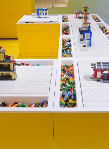 台灣首間樂高授權專賣店擁有獨家服務設施『遊戲空間』
