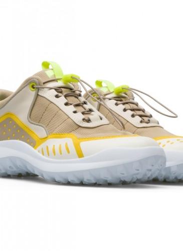 CAMPER 2020春夏新款CRCLR白棕色休閒鞋,NT$9,080。(男女鞋)-2