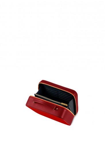 LUNIFORM No°85紅色迷你手提箱,NT$55,200。-2