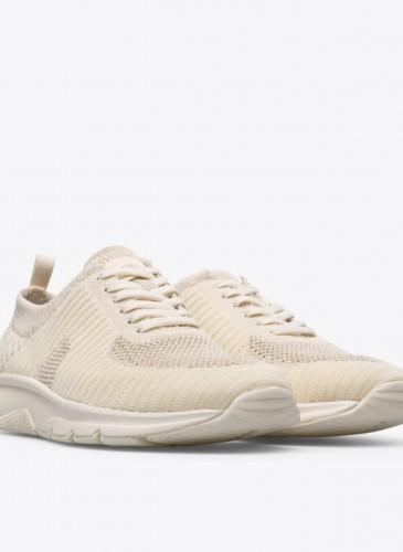 CAMPER米色Drift系列休閒鞋,NT$7,280。(女鞋)