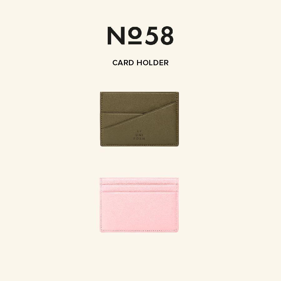 LUNIFORM N°58名片夾 (CARD HOLDER),NT$10,600。-2