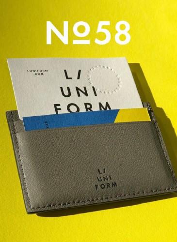 LUNIFORM N°58名片夾 (CARD HOLDER),NT$10,600。-5