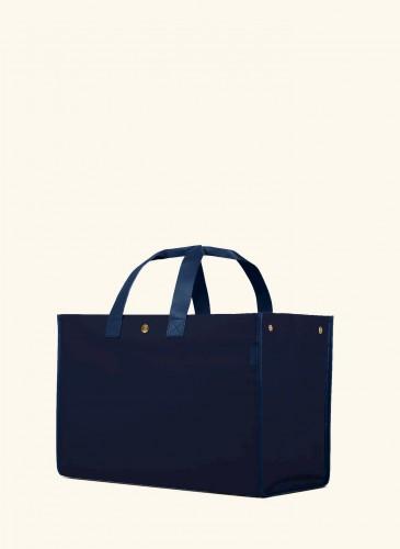 LUNIFORM N°72 FOLDABLE BAG深藍配色可折疊袋,NT$ 19,800-2