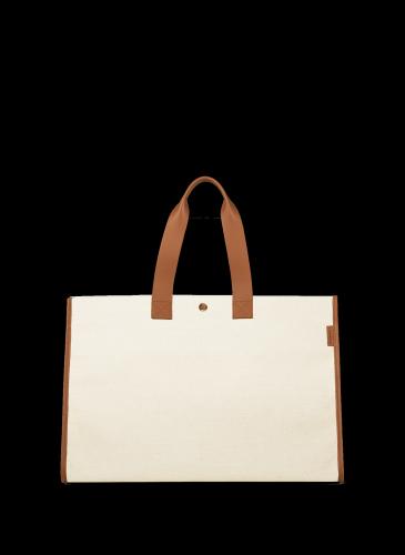 LUNIFORM N°72 FOLDABLE BAG米棕配色可折疊袋,NT$ 19,800-1