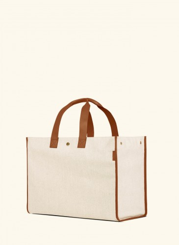 LUNIFORM N°72 FOLDABLE BAG米棕配色可折疊袋,NT$ 19,800-2