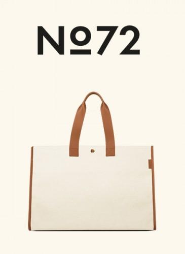 LUNIFORM N°72 FOLDABLE BAG米棕配色可折疊袋,NT$ 19,800-3
